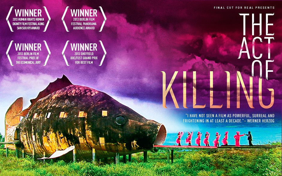 Every Film Has Its Own Life The Act Of Killing Sales Agent Cinema Scandinavia