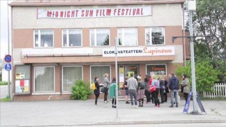Sodankylä+Soađegilli+Midnight+Sun+Filmfestival+filbmafestivála+2014